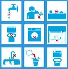 Mandamientos de hogar